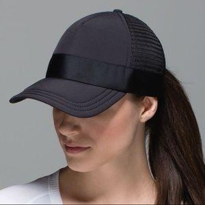 ❤️ Lululemon What'SUP Hat in Black Camo
